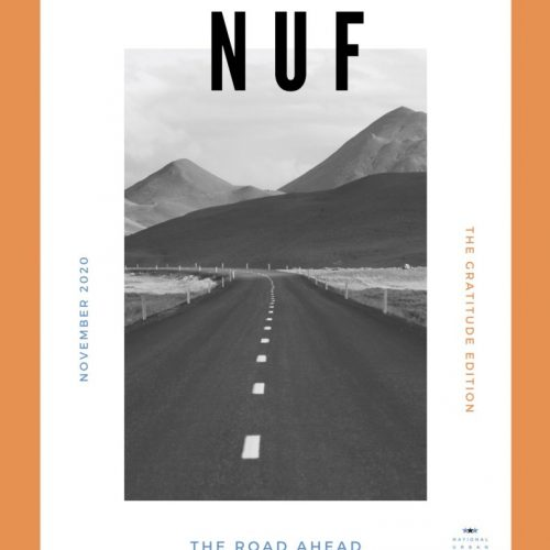 The Road Ahead - NOVEMBER 2020 (FINAL)