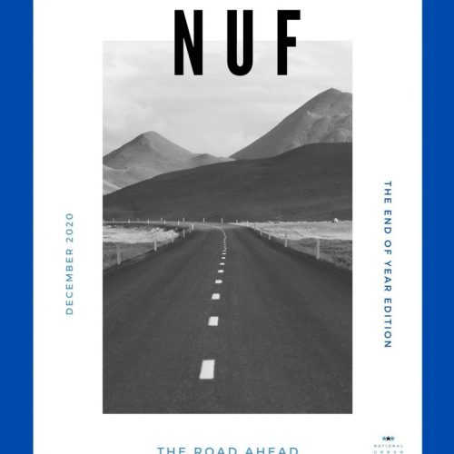 COVER - The Road Ahead - DECEMBER 2020