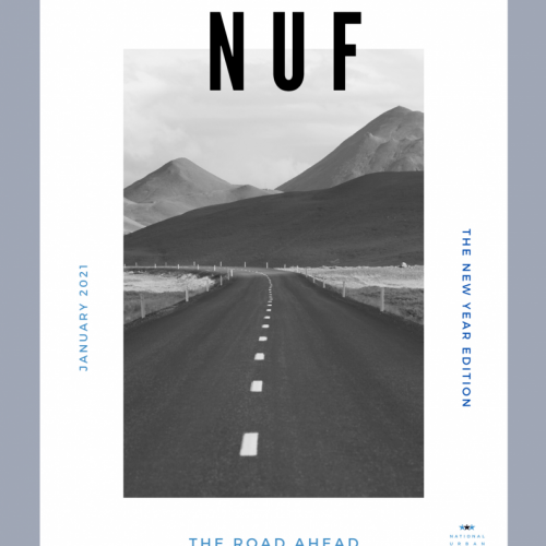 The Road Ahead - JANUARY 2021 - cover